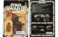 Star Wars Jawa Palitoy Record at Vectis
