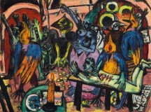 Max Beckmann's Birds' Hell Achieves New World Artist Record