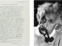 Letters from Albert Einstein to his friend Michele Besso