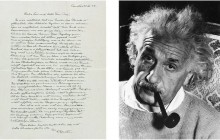 Letters from Albert Einstein to his friend Michele Besso