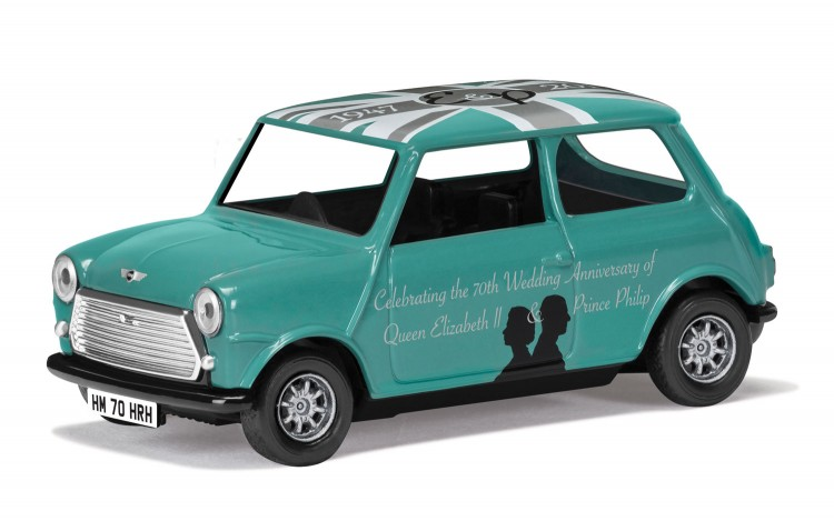 Corgi 70th Anniversary of The Royal Wedding Classic Mini