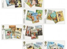 Ladybird Books Special Stamps