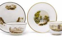 Swansea & Nantgarw Pottery and Porcelain