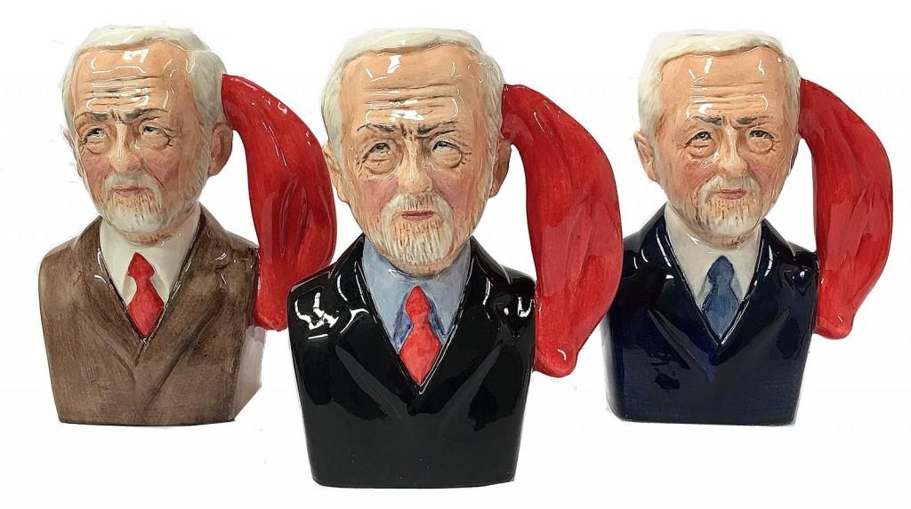 Oh Jeremy Corbyn Jugs