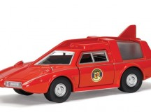 Captain Scarlet Classic Spectrum Saloon Car