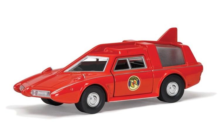 Captain Scarlet Classic Spectrum Saloon Car