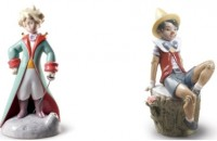 Lladro's Classic Children's Tales Pinocchio and the Little Prince