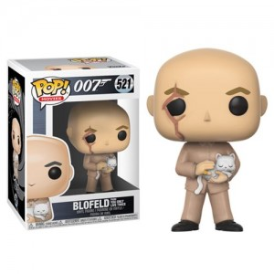 James Bond Blofeld Pop Vinyl