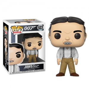 James Bond Jaws Pop Vinyl
