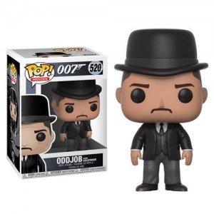 James Bond Oddjob Pop Vinyl