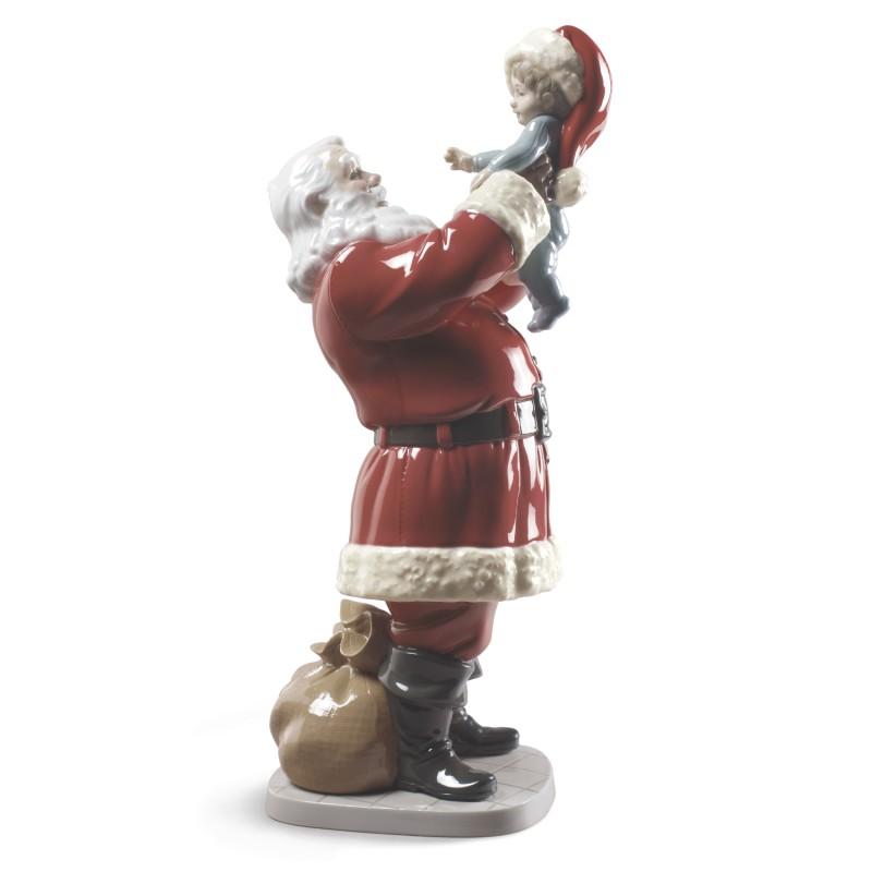 Merry Christmas Santa from Lladro