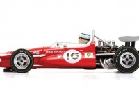 Scalextric Legends McLaren M7C driven by John Surtees