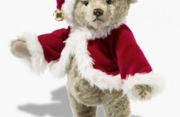 Steiff Christmas Teddy Bear 2017 Jingle Bells!