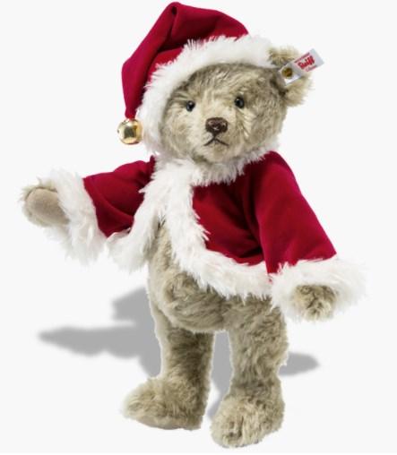 Steiff Christmas Teddy Bear 2017 Jingle Bells