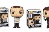 James Bond Pop! Vinyls Coming in January