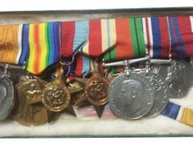 Medals belonging to Oliver Baldwin to be sold at Unique Auctions