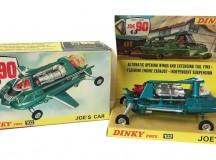 Dinky Toys 102 Joe 90 Joe's Car