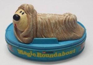 Corgi 860 Magic Roundabout Dougal