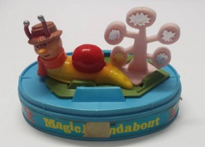 Corgi 864 Magic Roundabout Brian the Snail