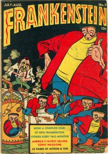 dick briefer frankenstein 3