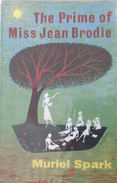 prime of miss jean brodie book cover