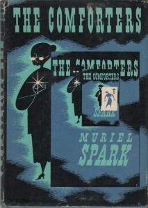 the comforters book cover muriel spark