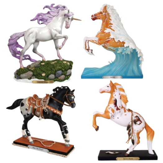 trail of painted ponies 2018 winter editions