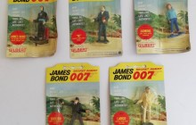 James Bond auction at Catawiki