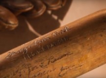 Babe Ruth's 60th Home Run Record Bat from 1927 Season