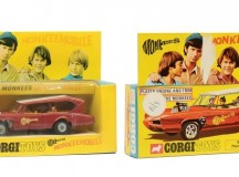 Corgi No 277 The Monkees Monkeemobile