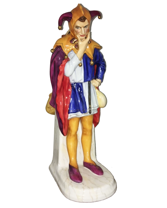 Jack Point Royal Doulton HN3920