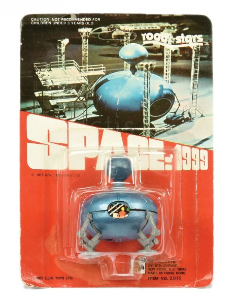 LJN Space 1999 Probe