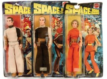 Space 1999 Collectables and Space 1999 Toys