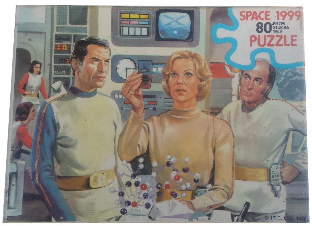 Space 1999 Jigsaw Puzzle