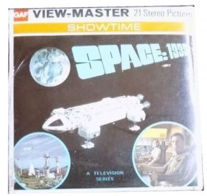 Space 1999 View Master Slides