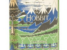The Hobbit First Edition & Tolkien Signed Hobbit Programme