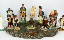 Royal Doulton Lord of the Rings Figures Price Guide