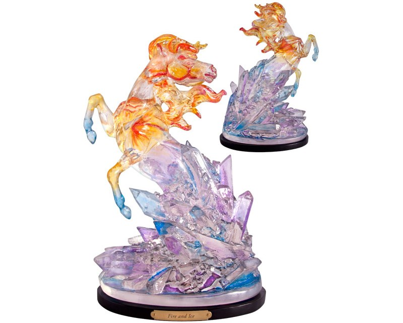 trail of painted ponies fire and ice