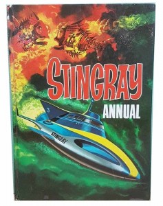 1966 Stingray Annual