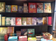 Moomin Books and Moomin Collectables