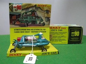 Dinky Toys No. 102 Joe 90 Joe's Car