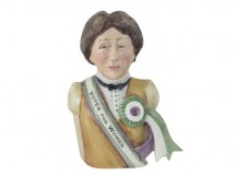 Emmeline Pankhurst Votes for Women 100th Anniversary Toby Jug