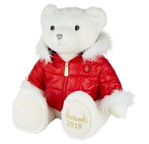 Oliver Christmas Bear 2018 (51cm)