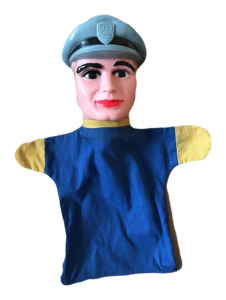Stingray Troy Tempest Hand Puppet