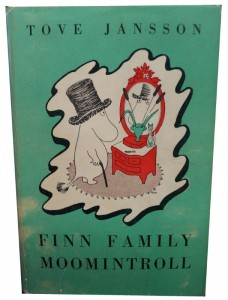 Finn Family MoomintrollPublished in 1948Published in English 1950