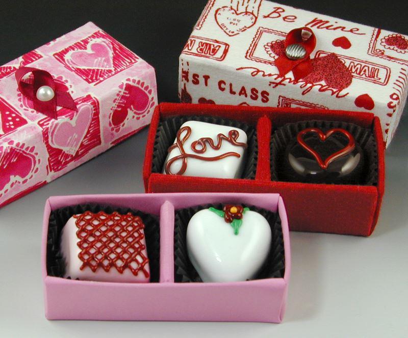 hulet Valentines chocolates