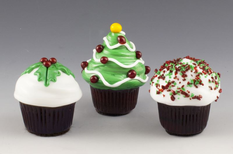 hulet Xmas Cupcake Truffles