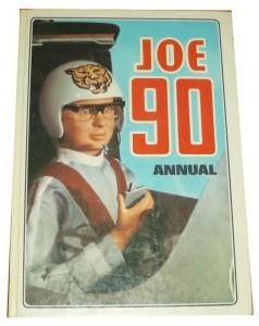 Joe 90 Annual 1969