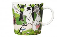Going on Vacation Moomin Mug