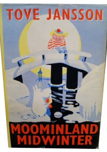 moominand in winter